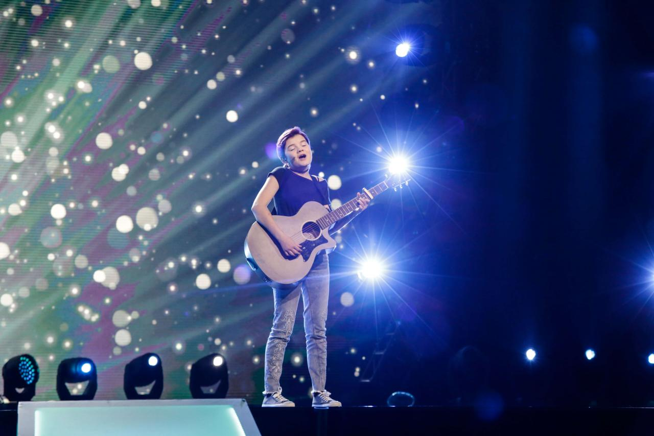 First rehearsal of Muireann McDonnell from Ireland