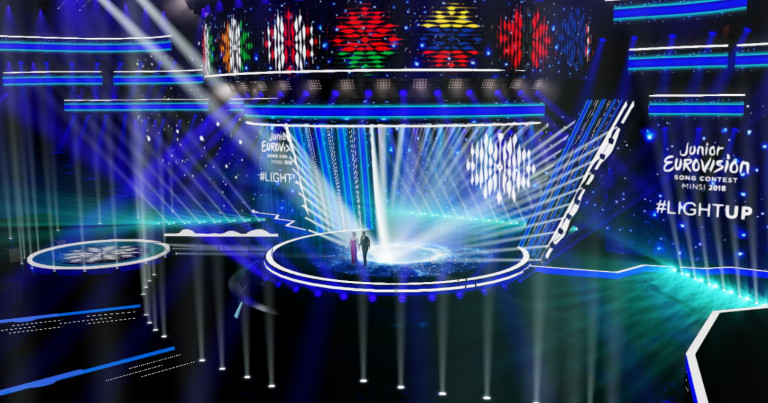 Junior Eurovision Song Contest 2018 Stage Renders