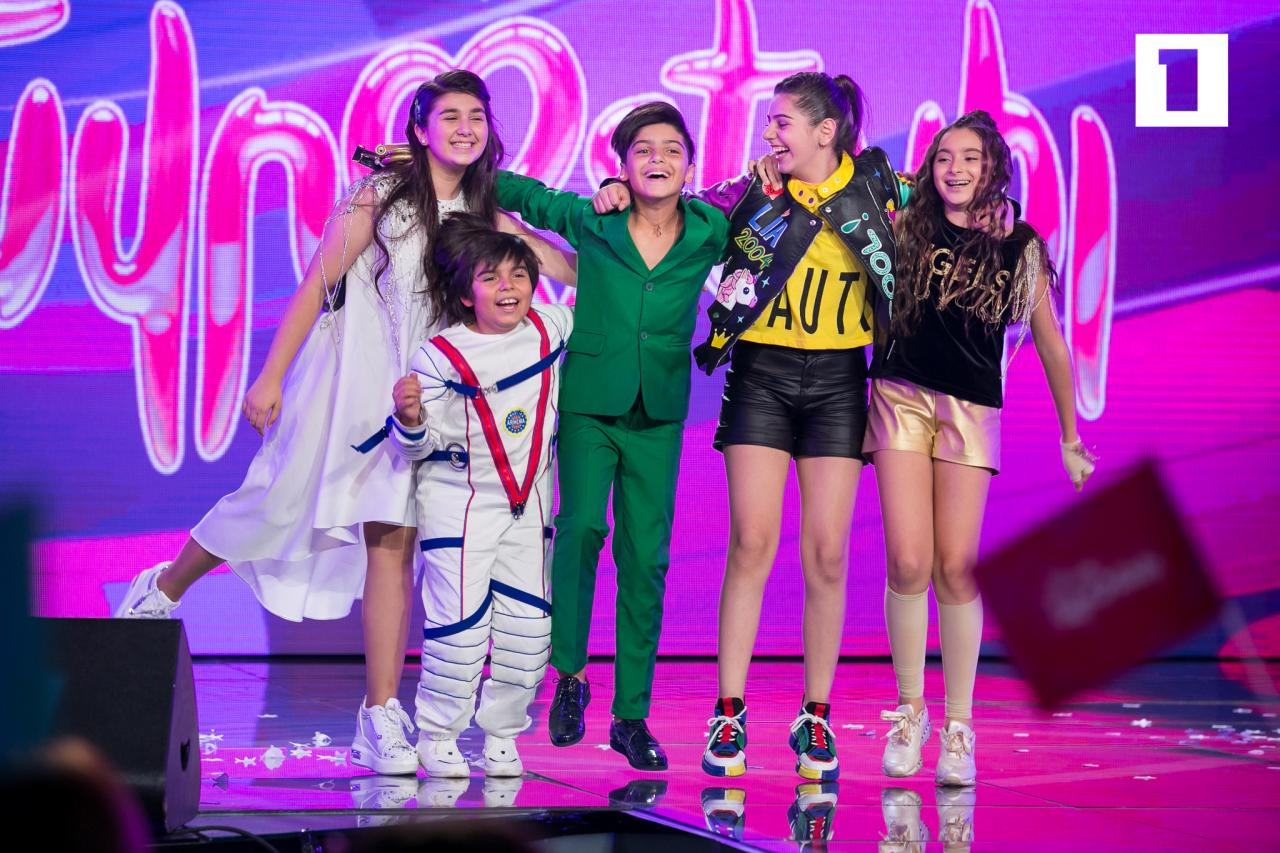 National Finalists Junior Eurovision 2018 Armenia