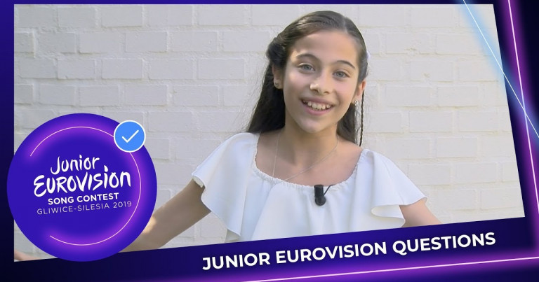 Junior Eurovision Questions: What is your best Junior Eurovision memory?
