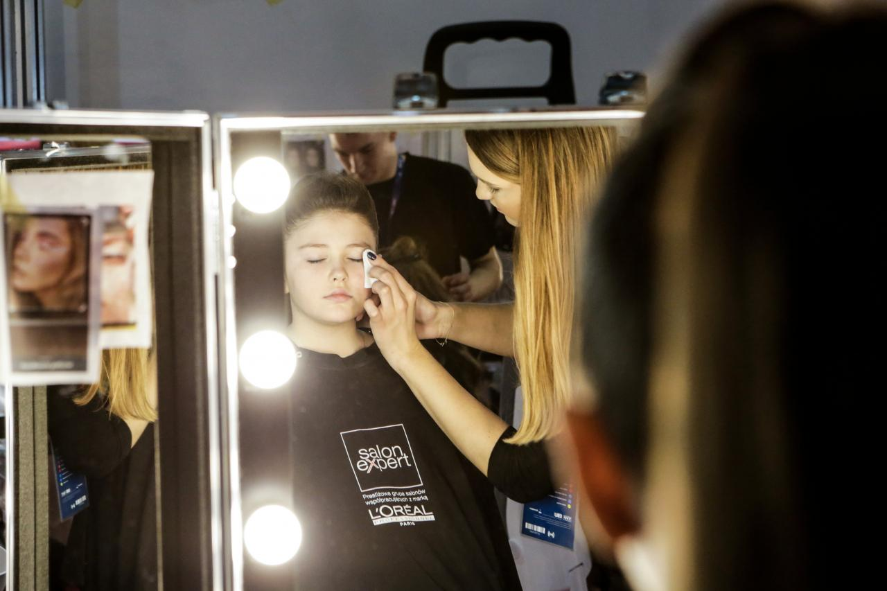 Backstage at the Junior Eurovision Song Contest 2019