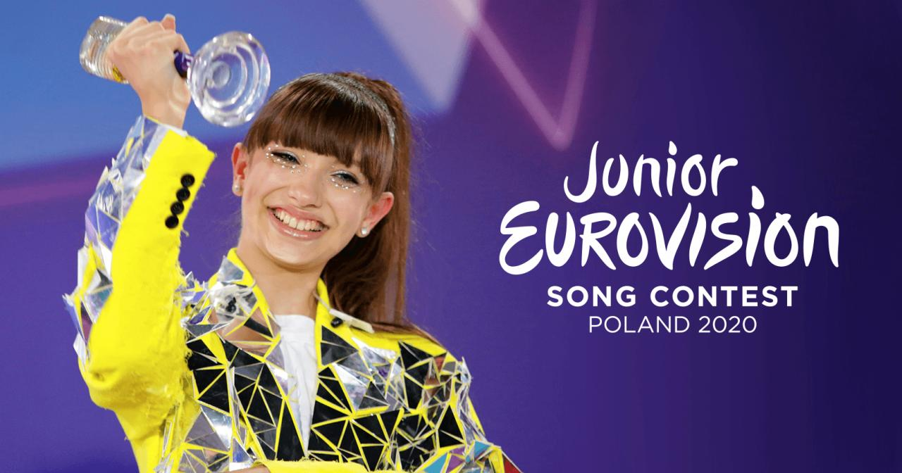 The Junior Eurovision Song Contest 2020 will take place in Poland