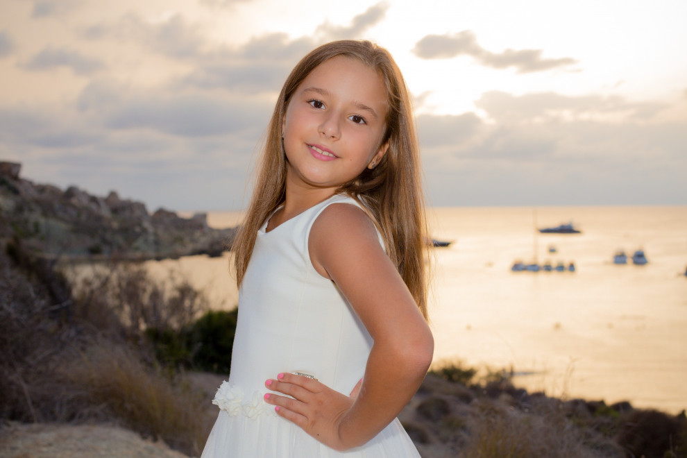 Chanel Monseigneur from Malta - Junior Eurovision 2020