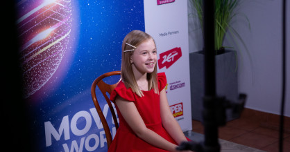 Ala Tracz from Poland has recorded her performance for Junior Eurovision 2020