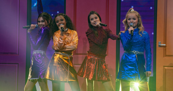 Unity represents The Netherlands at the Junior Eurovision Song Contest 2020 with the song 'Best Friends'