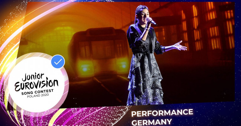 Germany 🇩🇪 - Susan - Stronger With You at Junior Eurovision 2020